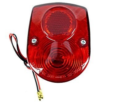 Honda Brake Tail Light Quality Replica 6V 12V CT70 Z50 SL 70 90 100 125 175 350