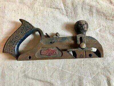 Vintage Woden Rebate/Rabbet & Filletster Wood Hand Plane W78 in need of some TLC