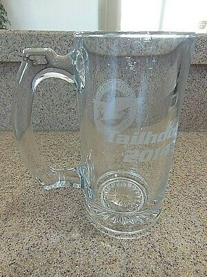 Commemorative Tailhook 2014 Glass Stein Pratt & Whitney