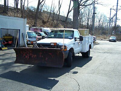 1999 Ford Other Pickups  199Ford snow plow truck