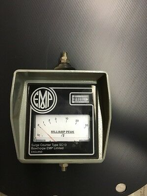 Surge Counter Type SC13 Bowthorpe EMP Limited