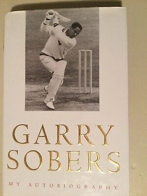 Signed 1St Edition Gary Sobers - My Autobiography (2002) -Very Good
