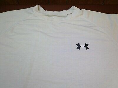 b5f62c8c UNDER ARMOUR LONG Sleeve Shirt Adult Medium White NYAC New York ...