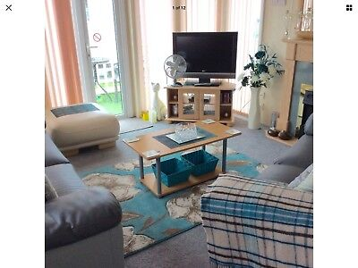 static Holiday caravan  TOWYN mobile home holiday home