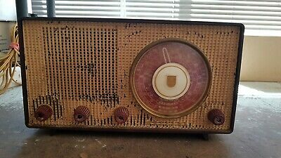 Philips Model 172 Tube radio