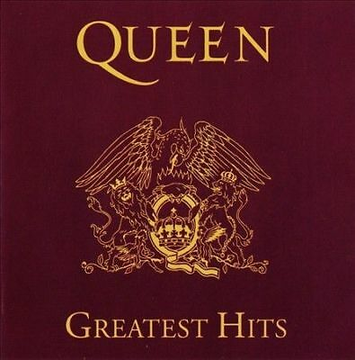 Greatest Hits [1992] by Queen (CD, Sep-1992, Hollywood)