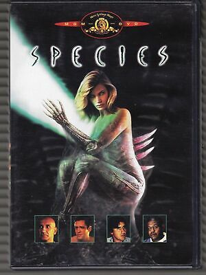 Species (DVD, 2004) Bilingual  FREE SHIPPING IN CANADA