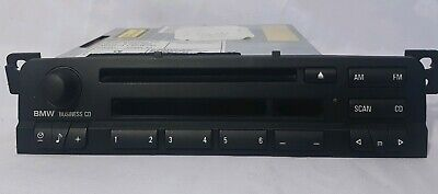 Bmw Business CD E46 FD301 AM/FM Radio made in Portugal