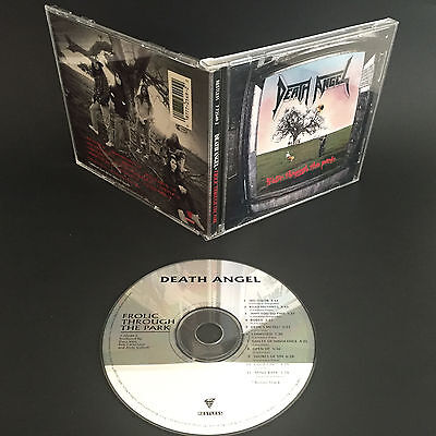 1988 Death Angel - Frolic Through the Park CD - Restless Records
