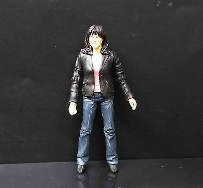 """Doctor Who Sarah Jane Smith action figure 5.5"""" LOOSE #fHF6"""