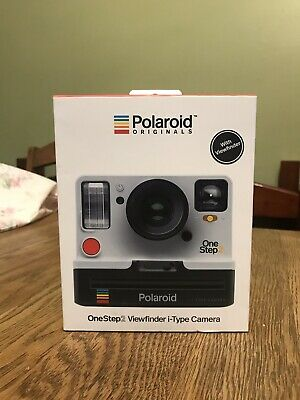 Polaroid Originals OneStep2 VF Instant Film Camera (White) - Brand New