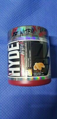 ProSupps  Mr  Hyde  Nitro X  Pre Workout  Orange Slice  7 8 oz  222 g