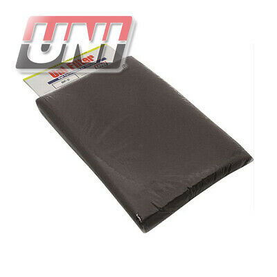 "UNI FILTER BF-2 Uni Foam Filter Sheet 12 X 24X 3/8"" 30 Ppi Black Coarse"