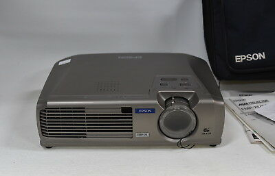 Epson EMP-74 LCD Multimedia Projector with Accessories