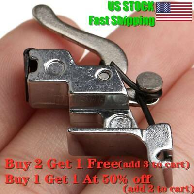 Domestic Sewing Machine Low Shank Foot Presser Adapter For Brother Janome Singer