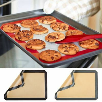 Silicone Baking Mat Non Stick Sheet Food Grade Silicone Oven Tray Making Cookie