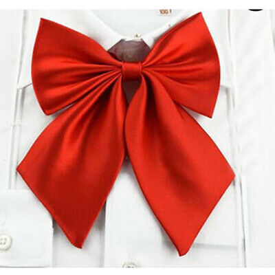 Adjustable Japanese School Girl Uniform Bow Tie Students Cute Bowknot Necktie