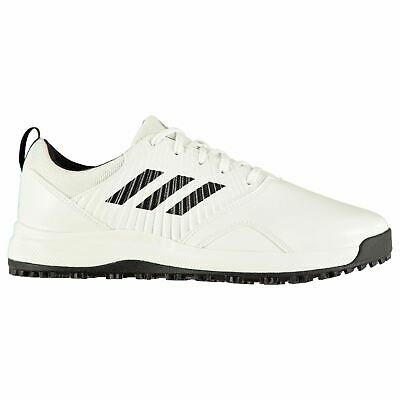 adidas CP Trax Golf Sneakers Mens Gents Spikeless Shoes Laces Fastened Padded
