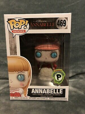 Funko Pop Movies Annabelle #469 Exclusive To Popcultcha.com