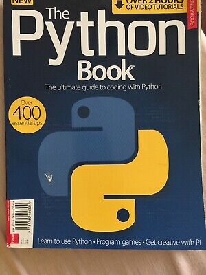 The python book 5 th edition  (brand new book)