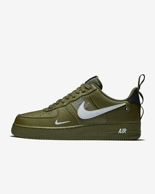 Nike Air Force 1 07 LV8 Utility Verde Green Men Woman Shoes Sneakers Pick 1