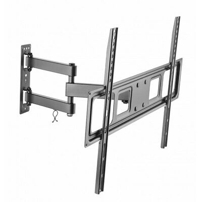 "Supporto staffa 2 bracci per TV 42"" 50"" 55"" 60"" 65"" 70"" pollici"