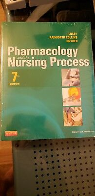Pharmacology And The Nursing Process 7th Edition Brand New seal with access code
