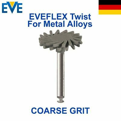 EVE Eveflex Twist Jewelry Radial Abrasive Coarse Disc Polishing For Metals