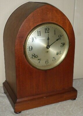 Nice Seth Thomas Antique 8 Day Westminster Sonora Chime Gothic Parlor Clock!