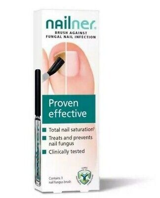 Nailner Brush Toe Proven Effective Fungus Nail Infection 5Ml