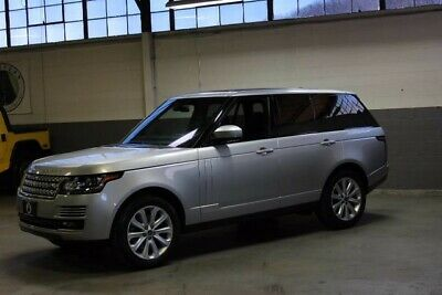 2014 Land Rover Range Rover  2014 RANGE ROVER HSE, LOADED, JUST SERVICED!!!