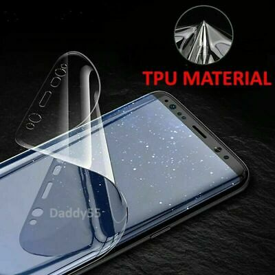 For Samsung Galaxy S9 - 100% Genuine TPU Screen Protector Cover