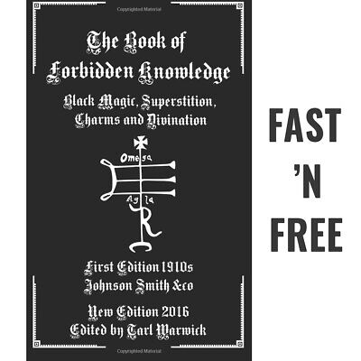THE BOOK OF FORBIDDEN KNOWLEDGE pdf eBook OCCULT DIVINATION MAGICK