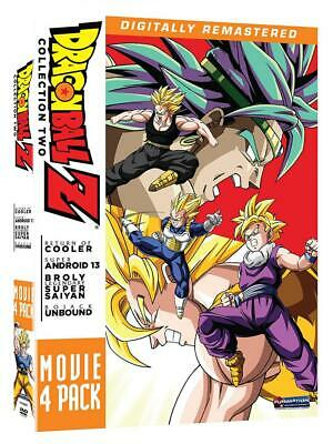 Dragon Ball Z: Movie Pack Collection Two