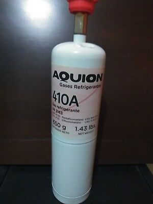 410 A  Refrigerant 1.43 Lbs  Can  Integrated Feed Valve