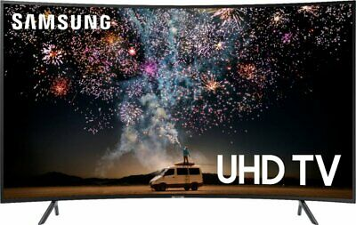 """Samsung 65""""Class LED Curved 7 Series 2160p Smart 4K UHD TV with HDR Crisp Image"""