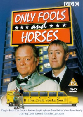 Only Fools and Horses - If They Could See Us Now DVD (2004) David Jason New