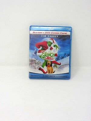Dr. Seuss' How The Grinch Stole Christmas (Blu-ray Combo Pack) - Blue