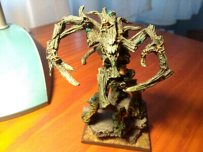 Hombre árbol,Treefather, Sylvaneth,Warhammer,Age of Sigmar,Wood elves,Painted