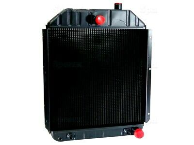 Radiator With Oil Cooler Fits Some Ford 6710 7710 Tractors.