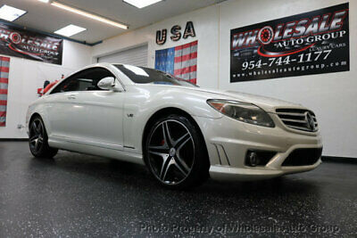 2008 Mercedes-Benz CL-Class CL600 2dr Coupe 5.5L V12 BEST COLOR . LOADED.  CALL 954-744-1177 . NATIONWIDE SHIPPING