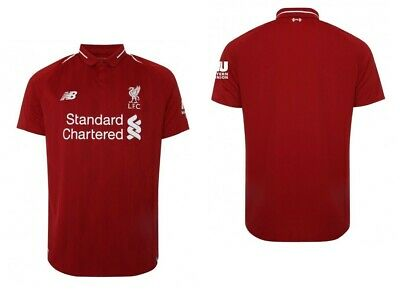 Brand New Liverpool Home Shirt 2018/2019 Premier League, Fast Recorded Delivery