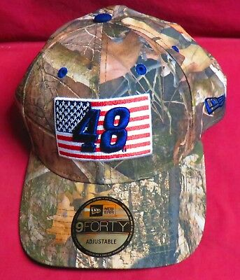newest 40854 d2389 Brand New, New Era, 9Forty Adjustable Hat,  48, Camo-