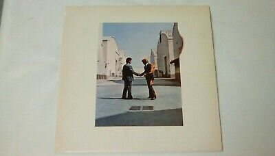 PINK FLOYD 1975 album Wish You Were Here in near mint condition