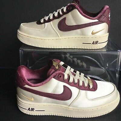 timeless design abd16 22463 W NIKE X Nigel Sylvester Air Force 1 Low Id Vanilla/Bor Wmns.6 (Bq3627-992)