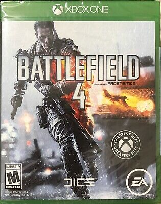 Battlefield 4 Microsoft Xbox One Brand New Free Shipping
