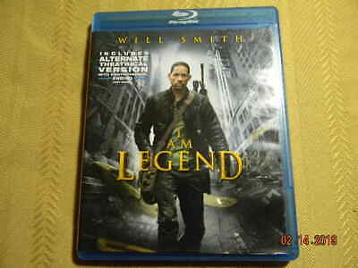*I AM LEGEND* Will Smith (Blu-Ray ONLY)
