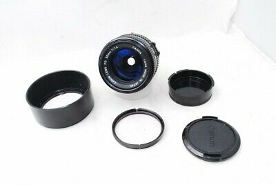 (6204) Canon New FD NFD 50mm F1.4 MF Prime Lens from JAPAN, MINT!!