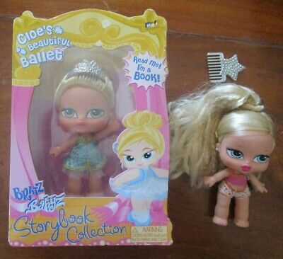 Bratz Babyz and Petz lot of 4 (New and used)