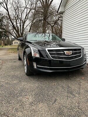 2015 Cadillac ATS Performance 2015 Cadillac ATS Performance AWD Loaded!